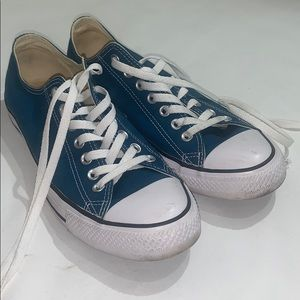 Converse Chuck Taylor BLUE Casual Sneakers Mens 9